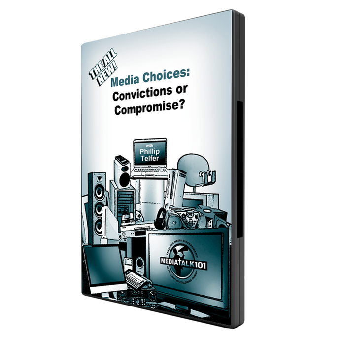 Media Choices: Convictions or Compromise? DVD