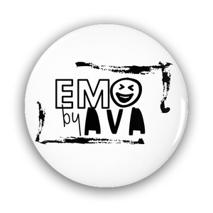 Open image in slideshow, [EMO] Pin-Back Buttons Set