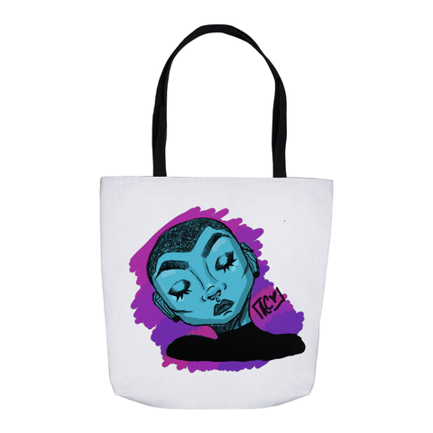 [A Different Girl] Tote Bag