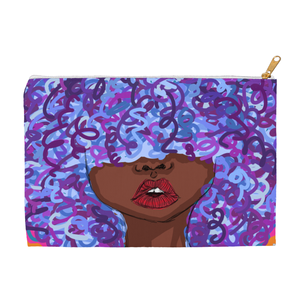 Open image in slideshow, [Big Hair, You Care] Accessory Pouch
