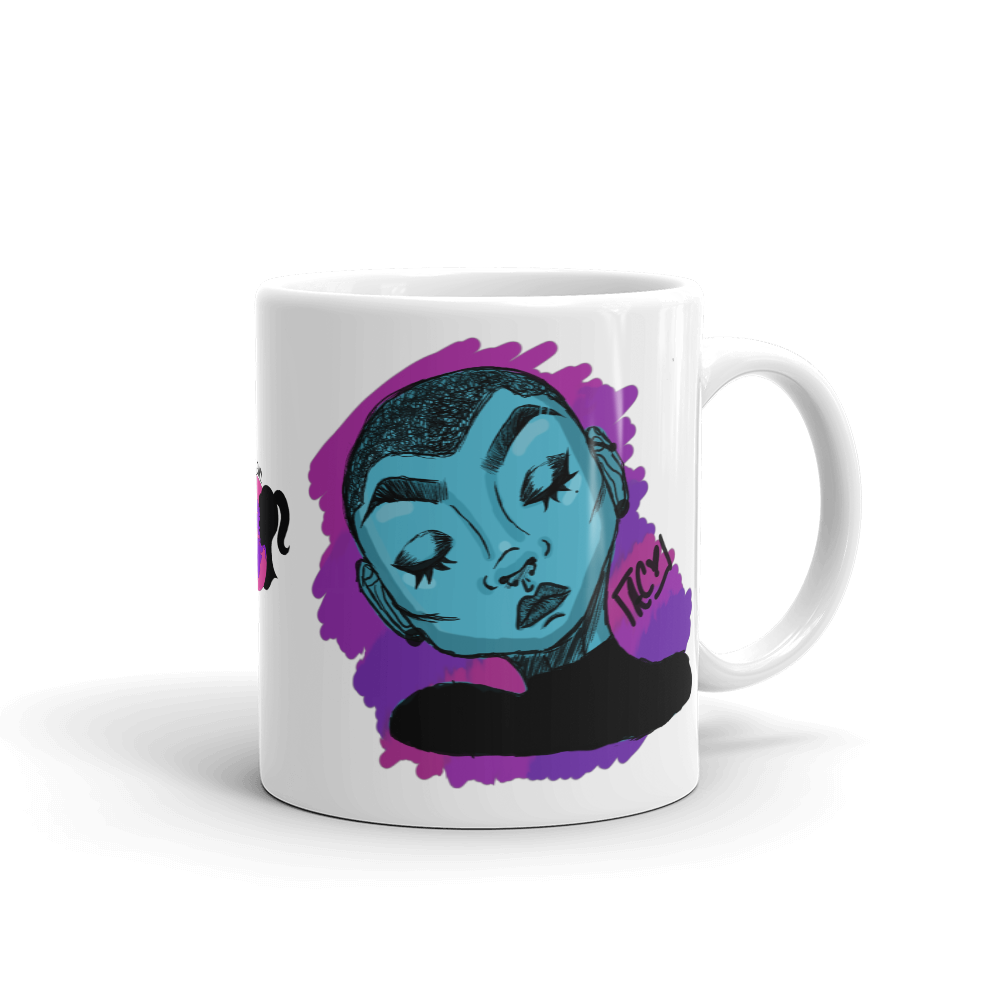 [A Different Girl] Coffee Mug