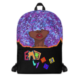 Big Hair, You Care Backpack