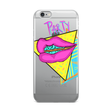 [Party Pyramid] iPhone Case