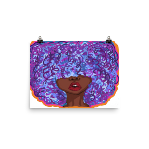 Open image in slideshow, [Big Hair, You Care] Poster