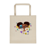 [Shapes & Emotions] Tote bag
