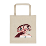 [TWO-TONED] Tote bag