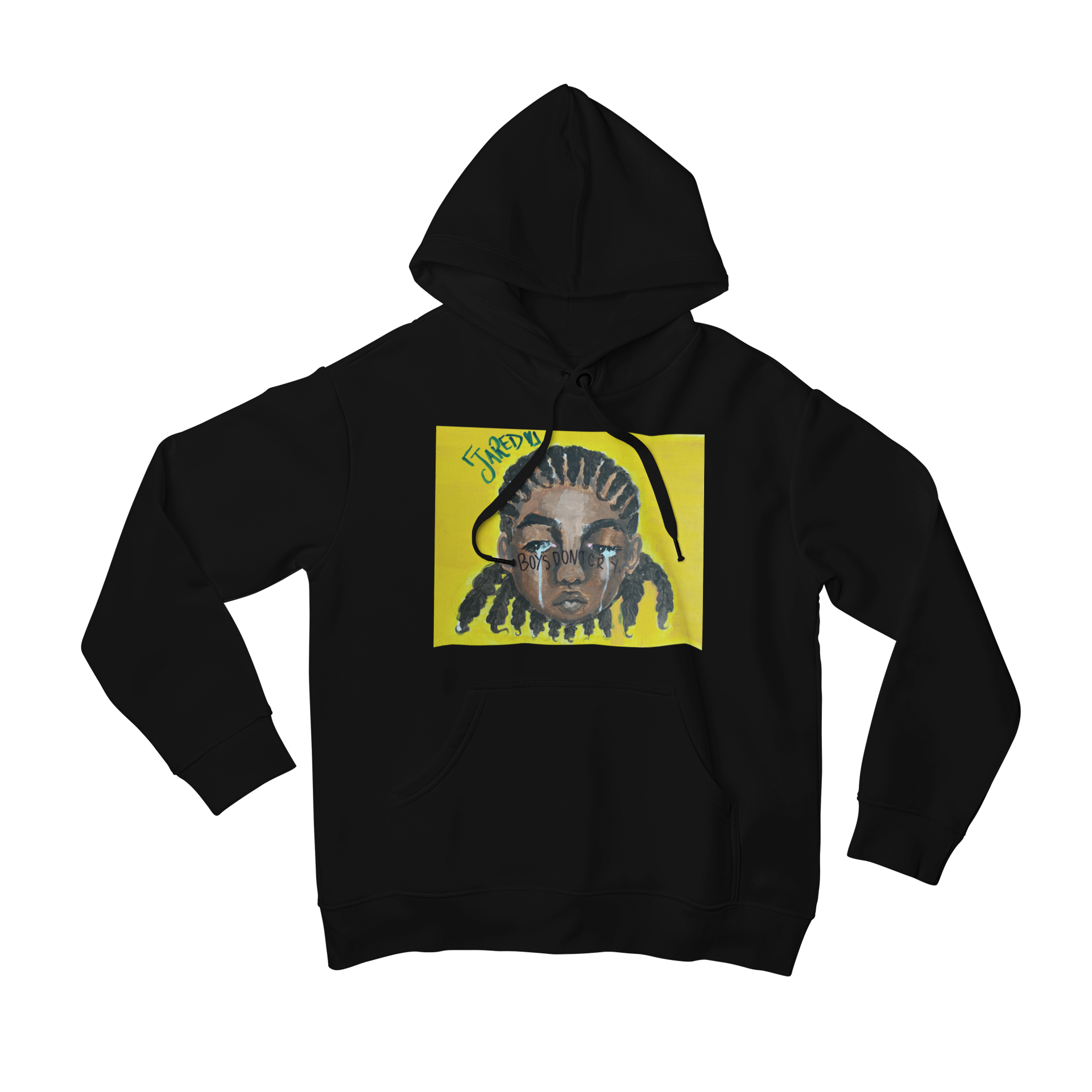 [BOYS DON'T CRY] Pullover Hoodie
