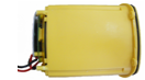ZS06 Battery support with PCB'A (Yellow)