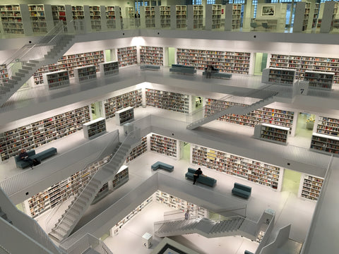Infinite Library