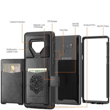 Wallet Case 2018 for Galaxy Models