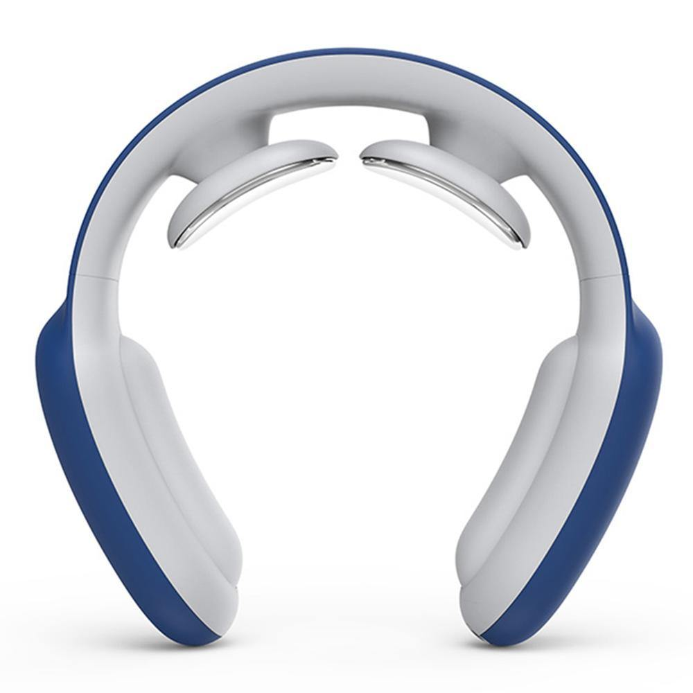 Portable Neck Massager with Heat Pulse for Pain Relief