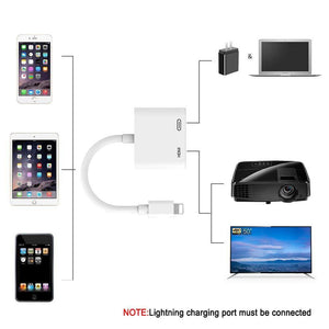 HDTV Cable For iPhone