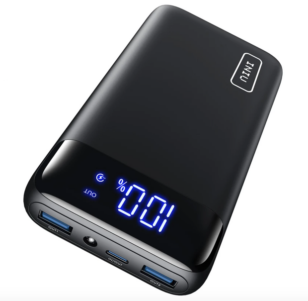 INIU Power Bank 20000mAh Portable Battery Charger - Gimme Trend