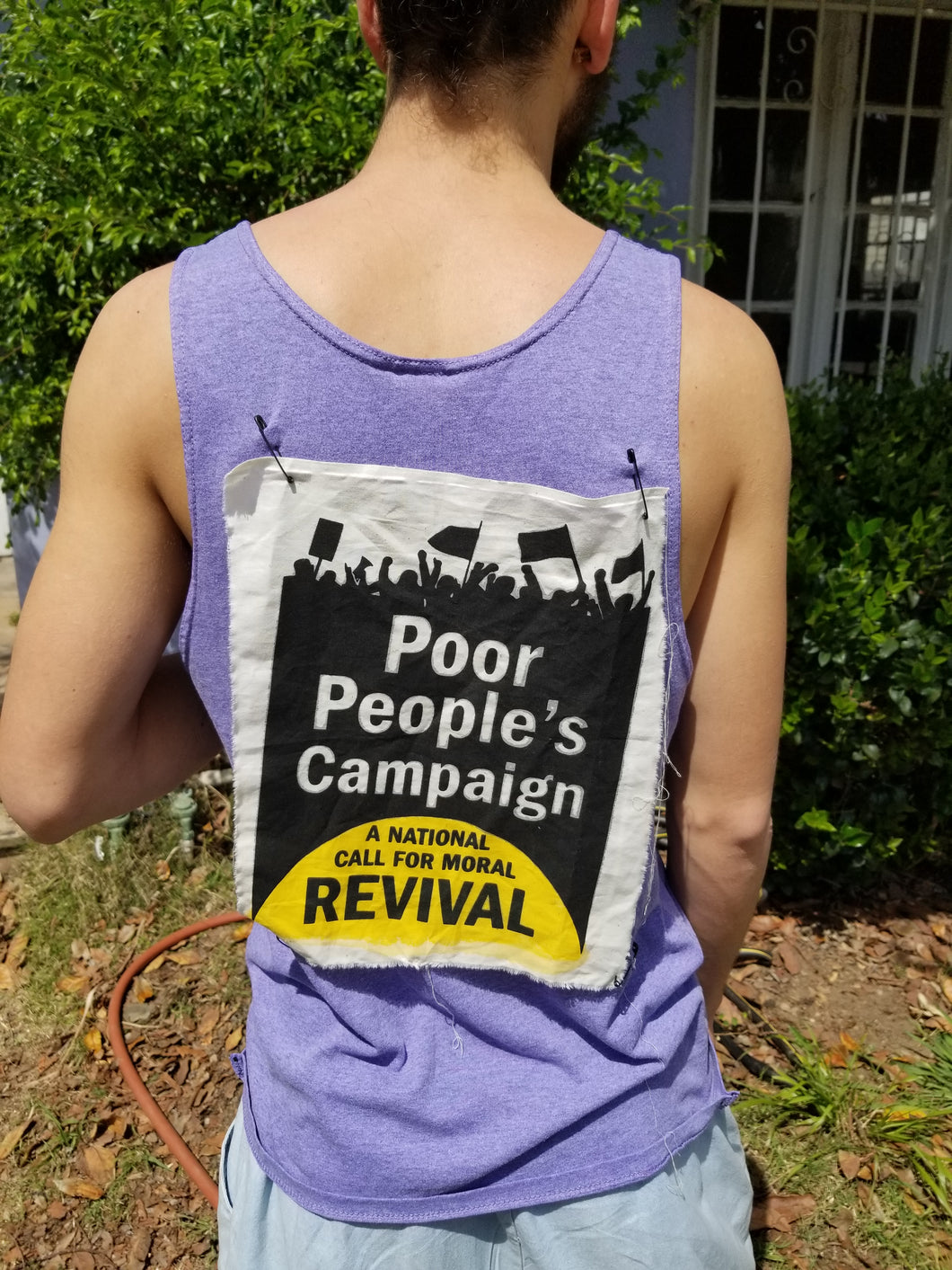 Poor  People' s Campaign Patch  -