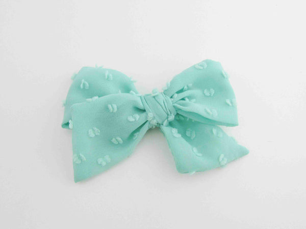 Claire // Mint Dot