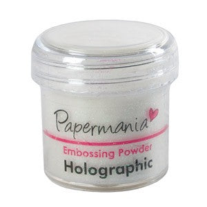 Docraft Papermania Embossing Powder - Holographic