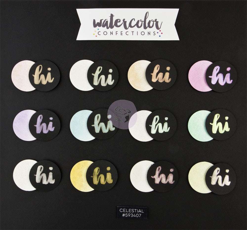 Prima Watercolour Confections - Celestial
