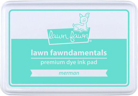 Lawn Fawndamentals Ink - Merman