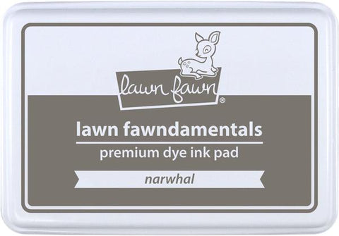 Lawn Fawndamentals Ink - Narwhal