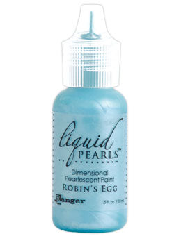Ranger Robin's Egg Liquid Pearls
