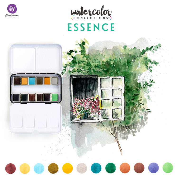Prima Watercolour Confections - Essence