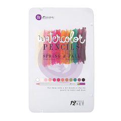 *CLEARANCE* Prima Watercolour Pencils - Spring & Fall