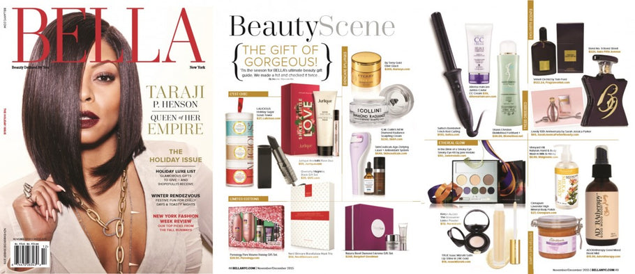 Fortifiant + in Bella Beauty Magazine – Winter 2015