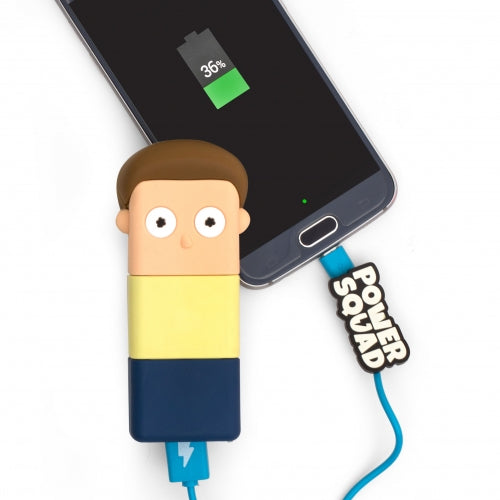 Morty Smith - Rick & Morty PowerSquad Powerbank