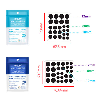 Laveum Invisible Acne Patch