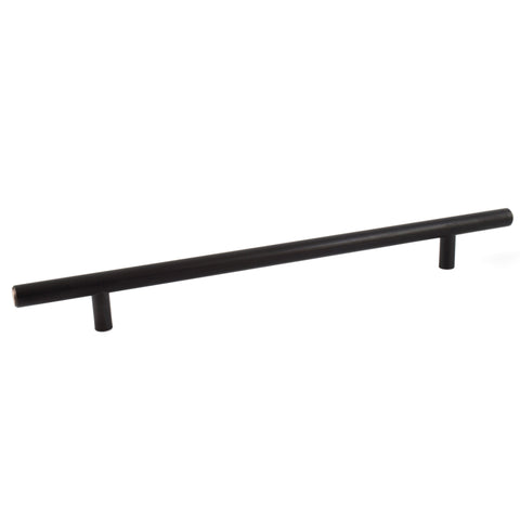 Bar Pull Cabinet Handle Oil-Rubbed Bronze Solid Steel