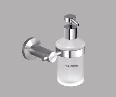 Alpha BN Liquid Pump Soap Dispenser - Brushed Nickel