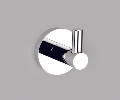 Alpha PC Robe Hook - Polished Chrome