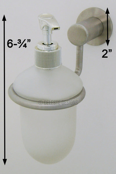 Sigma Liquid Soap Pump Dispenser