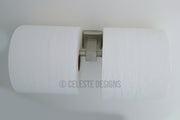 Splash Toilet Paper Holder - Double