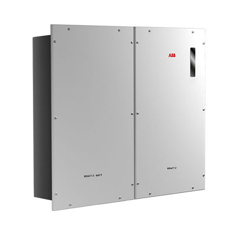 ABB REACT2-UNO-3.6-TL with BATTERY 4kWh