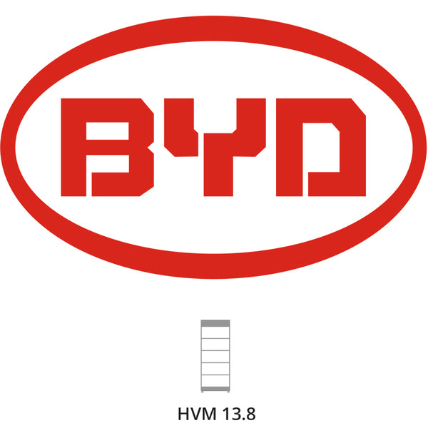 BYD Battery-Box Premium HVM 13.8