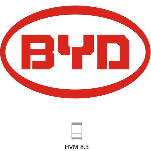 BYD Battery-Box Premium HVM 8.3