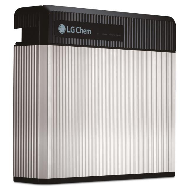 LG Chem RESU 3.3 lithium-ion storage battery 48V