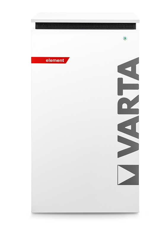 VARTA element 6/S3 white
