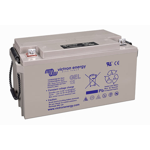 Victron 12V/130Ah Gel Deep Cycle Battery BAT412121104