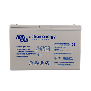 Victron 12V/15Ah AGM Super Battery BAT412015080