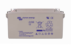 Victron 12V/22Ah AGM Deep Cycle Battery BAT212200084