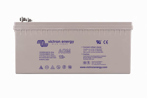 Victron 12V/240Ah AGM Deep Cycle Battery (M8) BAT412124081