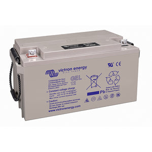 Victron 12V/60Ah Gel Deep Cycle Battery BAT412550104