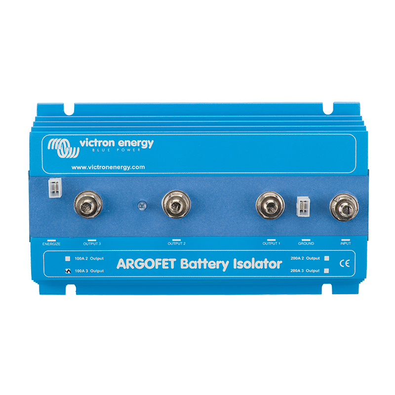 Victron Argo FET 200-2 Two batteries 200A ARG200201020