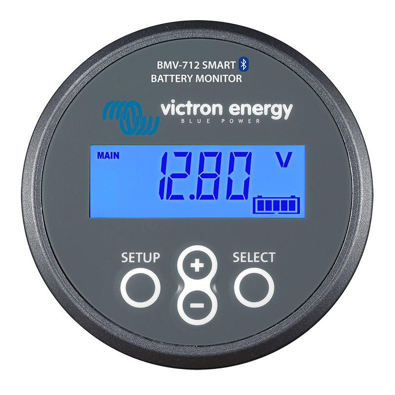 Victron Battery Monitor BMV-712 Smart  BAM030712000