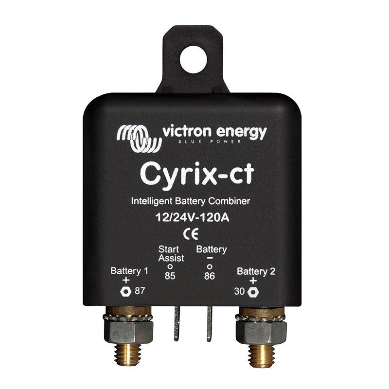 Victron Cyrix-ct 12/24V-120A intelligent battery combiner CYR010120011