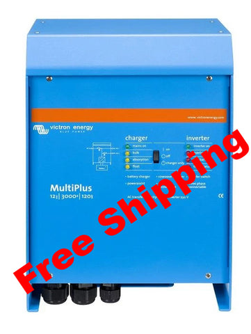 MultiPlus 12/3000/120-50 120V (UL 1741 and 458 certified)