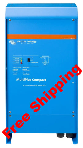 Victron MultiPlus Compact 12/2000/80-50 120V