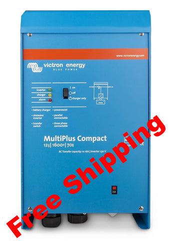 Victron MultiPlus Compact 12/1600/70-16 230V VE.Bus